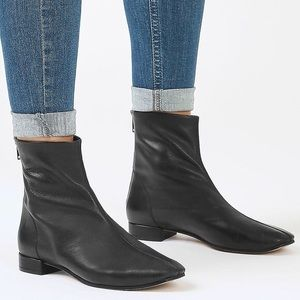 TopShop Krome Leather Boots